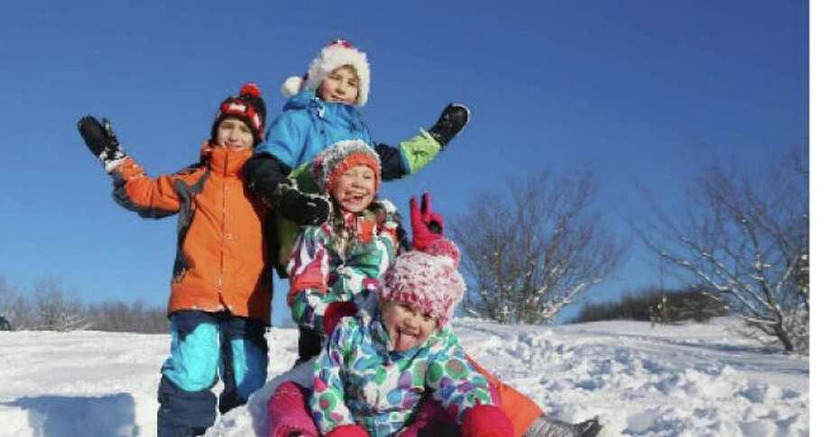 Get ready to experience a good old fashioned New England winter festival complete with sledding, Santa, and a bonfire at Powder Ridge Park, running until Sunday. Find out more. Photo: Contributed Photo