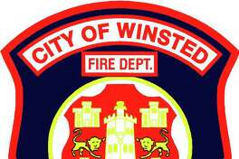 The Winsted Fire Department responded to a fire at a three-family home Tuesday morning.