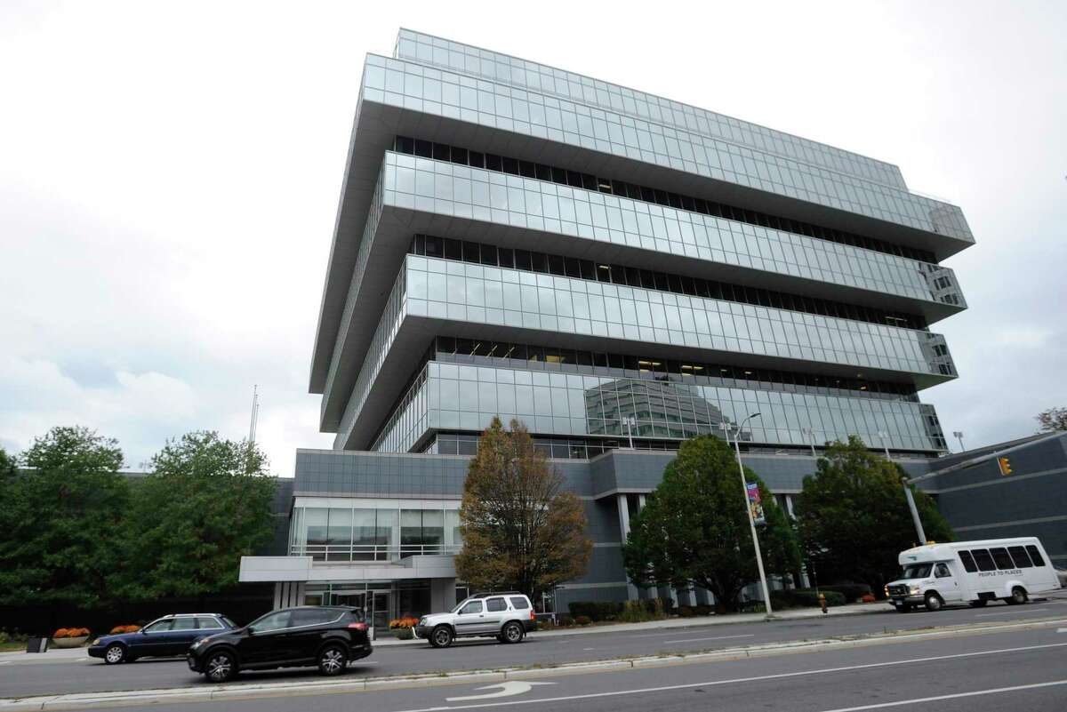 Purdue Pharma is headquartered at 201 Tresser Blvd., in downtown Stamford, Conn. The company plans to start, on Jan. 1, 2021, a three-year lease at that location.