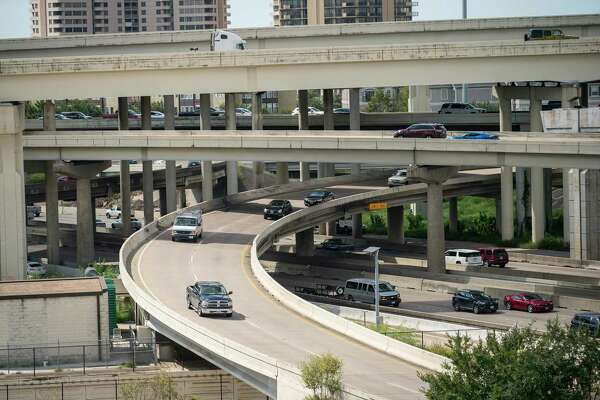 Houston's 610 Loop was named the mot congested highway in Texas for the fourth consecutive year. Which makes sense, honestly.