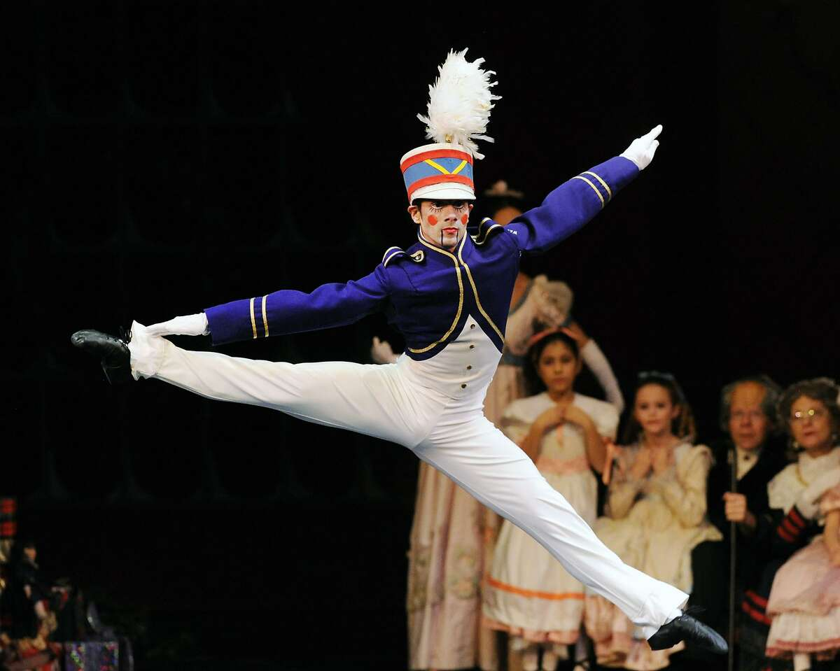 The Connecticut Ballet will be performing 'The Nutcracker' at The Palace/Stamford on Saturday and Sunday. Find out more.