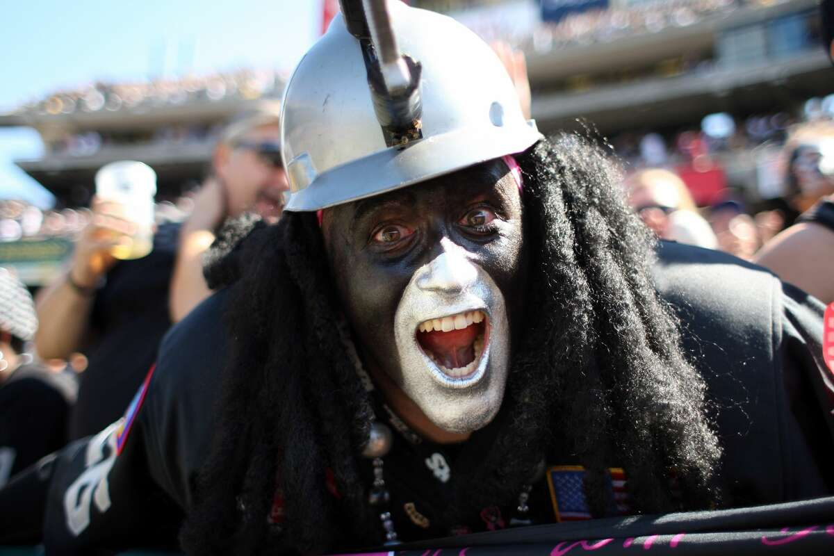 The Raiders' final regular season home game in Oakland takes place Sunday, Dec. 15, 2019.