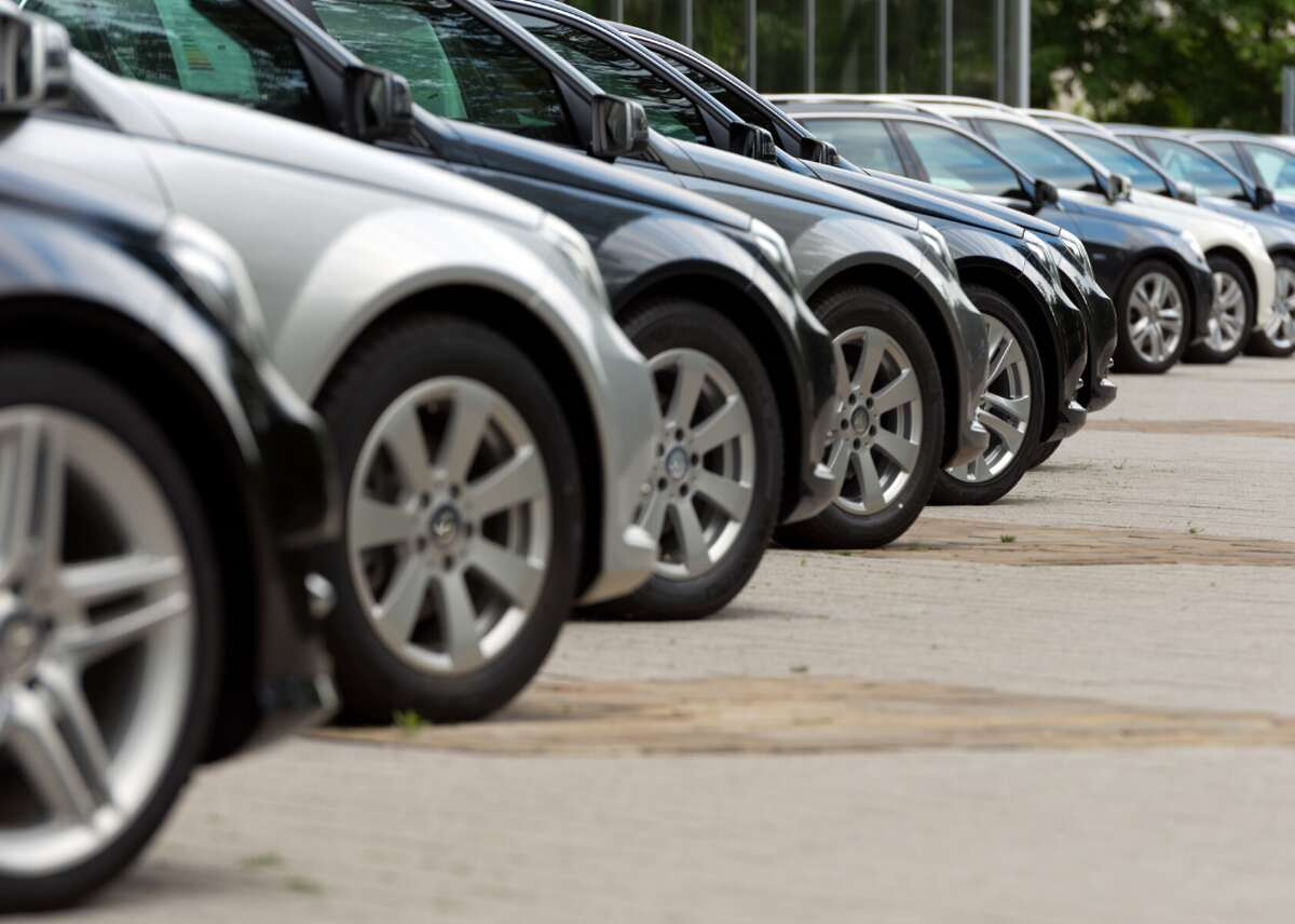 First, let's take a look at the best selling new cars in the Capital Region.