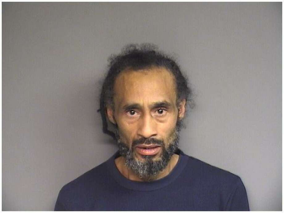 Michael James, 53, is charged with the murder of Torrick Johnson. Photo: Stamford Police Department / Contributed