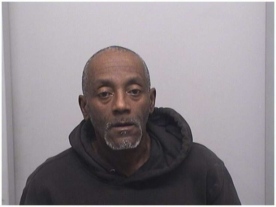John Peterson, 53, of Bridgeport, was caught driving a stolen van in Stamford on Dec. 9, police said. Photo: Stamford Police Department / Contributed