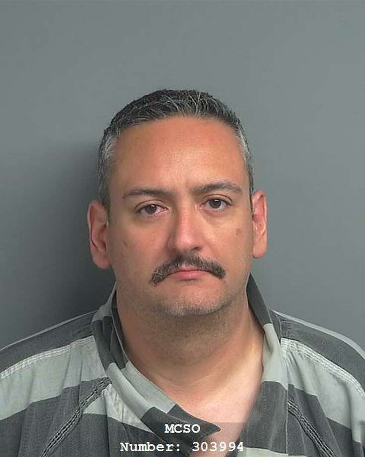 Tellez Photo: MCSO Jail Mug