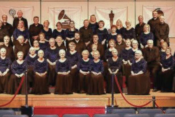 The Benzie County Community Chorus will be presenting its Christmas concert this weekend. (Courtesy photo)