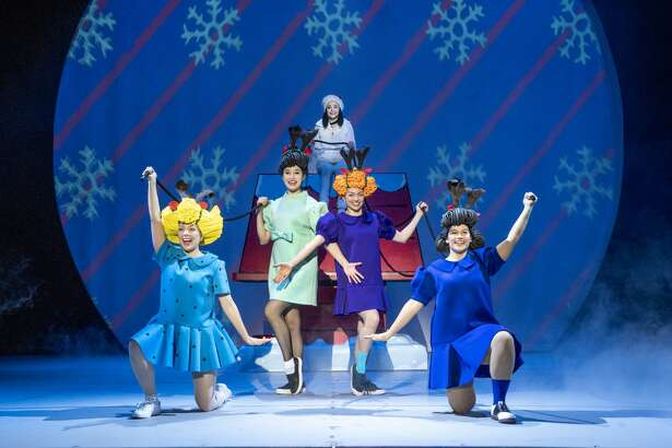 """Former Midlander Shannon Murphy, 24, will find herself in a full circle moment on Thursday. The Lee High School graduate, who performed in the Pickwick Players productions """"Bye Bye Birdie"""" and """"The Brothers Grimm"""" comes back to Midland as the character of Freida in the touring show """"A Charlie Brown Christmas."""""""