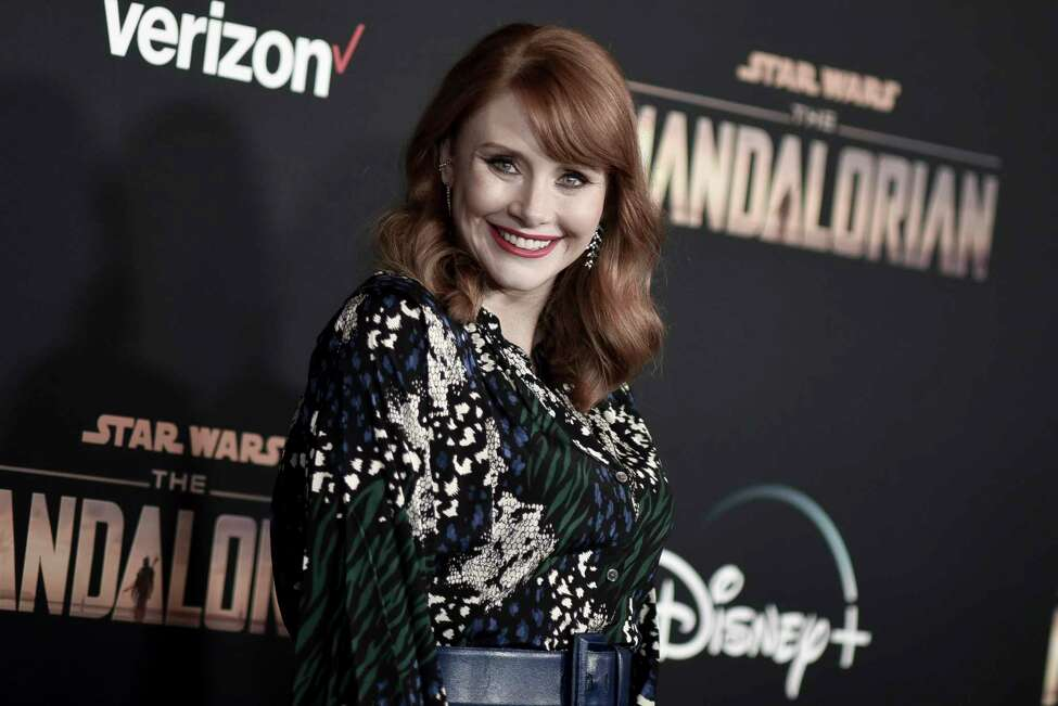 FILE - This Nov. 13, 2019 file photo shows Bryce Dallas Howard at the premiere of