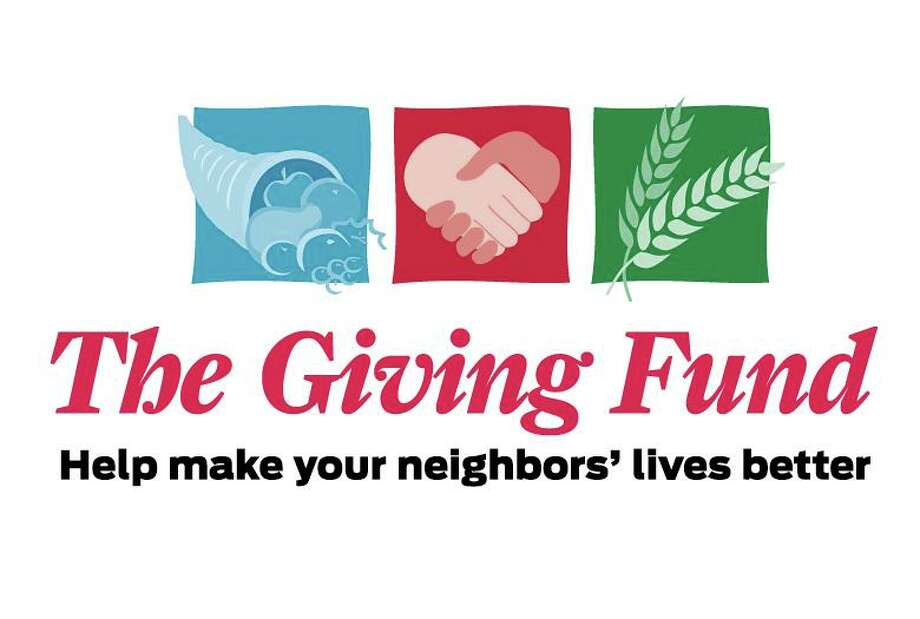 Giving Fund logo. Photo: Hearst Connecticut Media