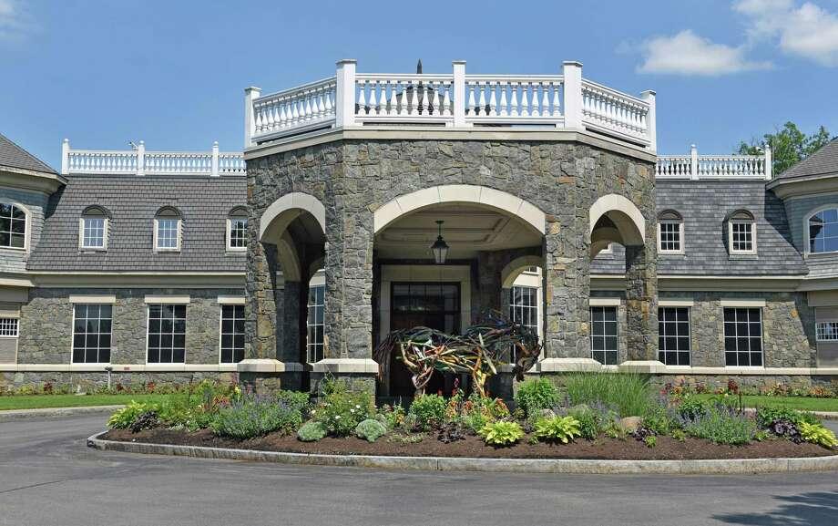 Entrance to Prime at Saratoga National Thursday June 15, 2017 in Saratoga Springs, NY.  (John Carl D'Annibale / Times Union) Photo: John Carl D'Annibale / 40040759A