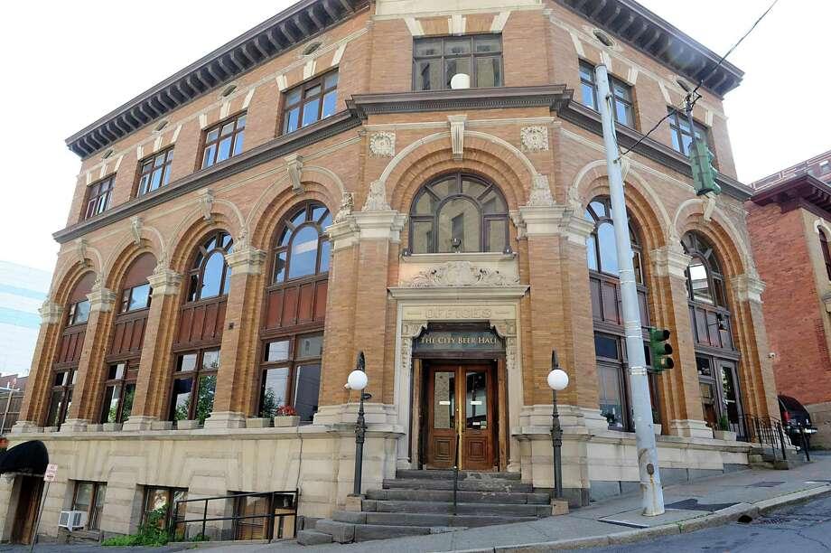 Exterior of The City Beer Hall Monday, June 23, 2014 in Albany, N.Y.  (Lori Van Buren / Times Union) Photo: Lori Van Buren / 00027477A