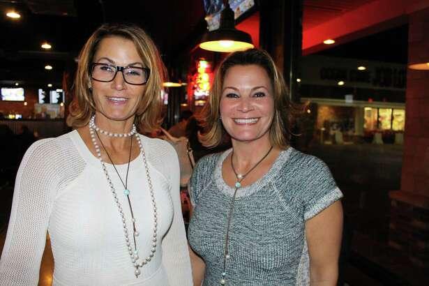State Rep. Themis Klarides, left, and state Rep. Nicole Klarides-Ditria