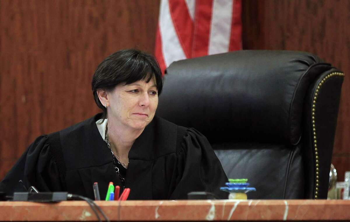 Presiding Judge Susan Brown said she will wait to appoint a special judge in the lawsuit that has been holding up a runoff in Houston city council's District B. Brown is shown here in a file photo from 2015.