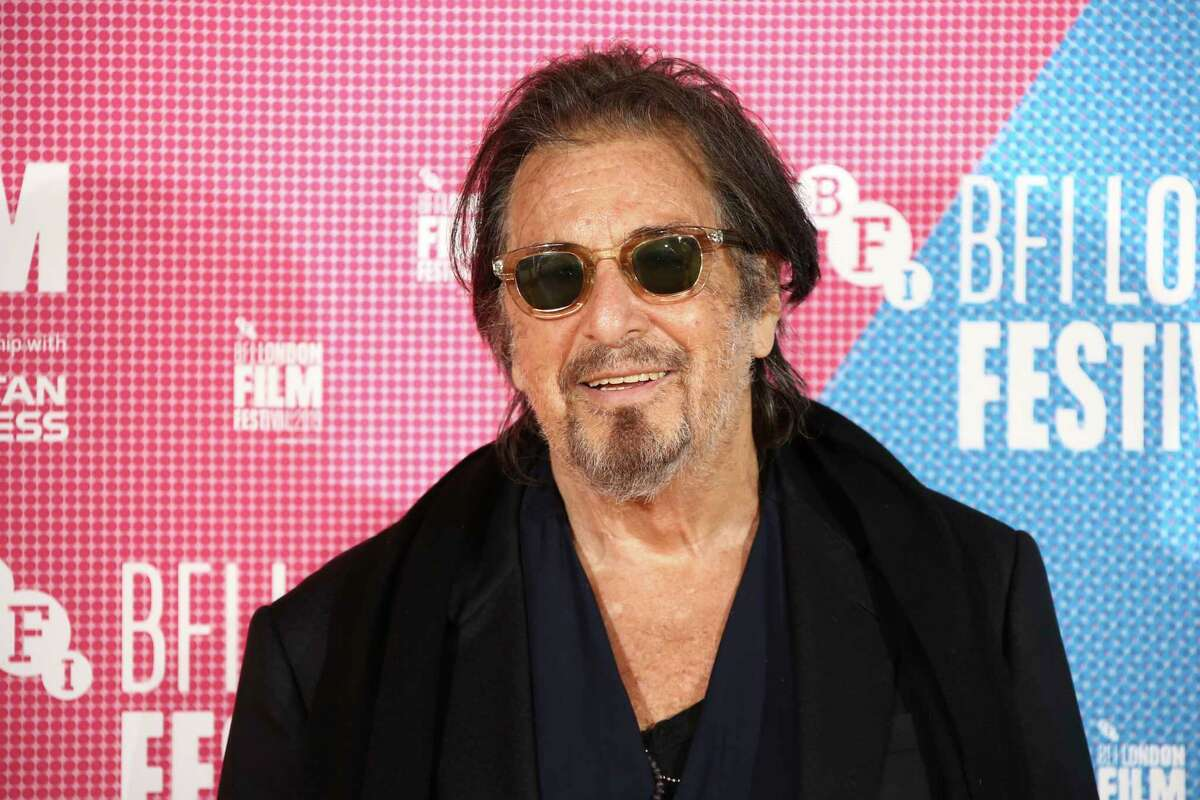 Actor Al Pacino poses for photographers at the photocall of the film 'The Irishman' as part of the London Film Festival, in central London, Sunday, Oct. 13, 2019. (Photo by Joel C Ryan/Invision/AP)