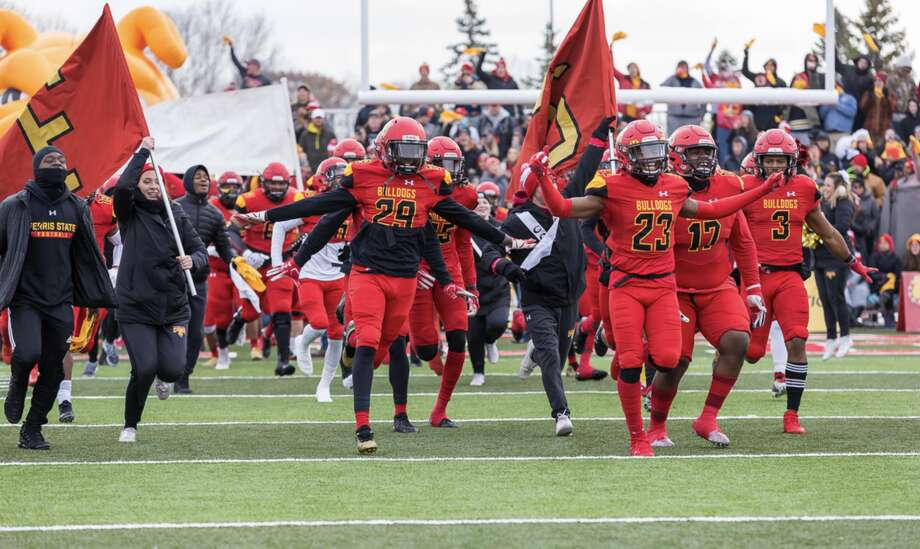 Ferris State University has been picked as the country's No. 4 preseason team by Street & Smith's along with No. 6 by Lindy's Sports in each publication's annual college football national preview magazine. Photo: Photo Courtesy Of Ferris State University Athletics