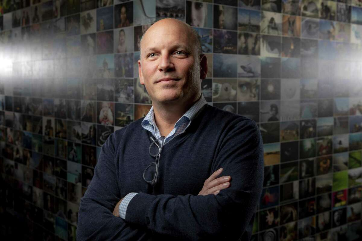 Craig Peters is the chief executive officer of Getty Images, an international photography agency based in Seattle. A big part of its business is stock images, and Getty's new pricing policy for them has drawn criticism.