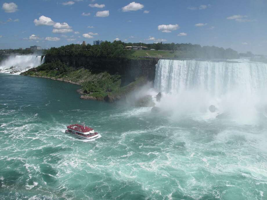 Everyone should visit Niagara Falls at least once. Photo: Terri Colby / Chicago Tribune / TNS