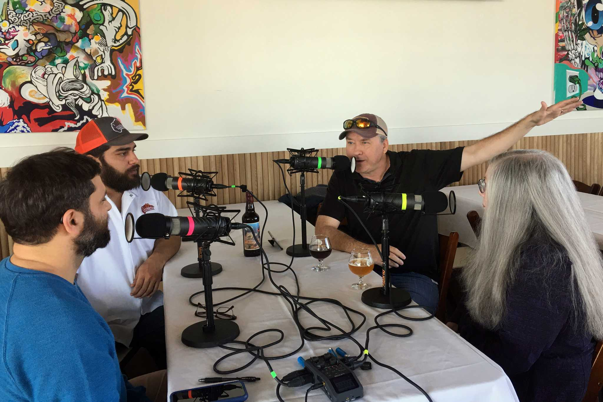 Listen: A new amusement park for beer and barbecue nerds