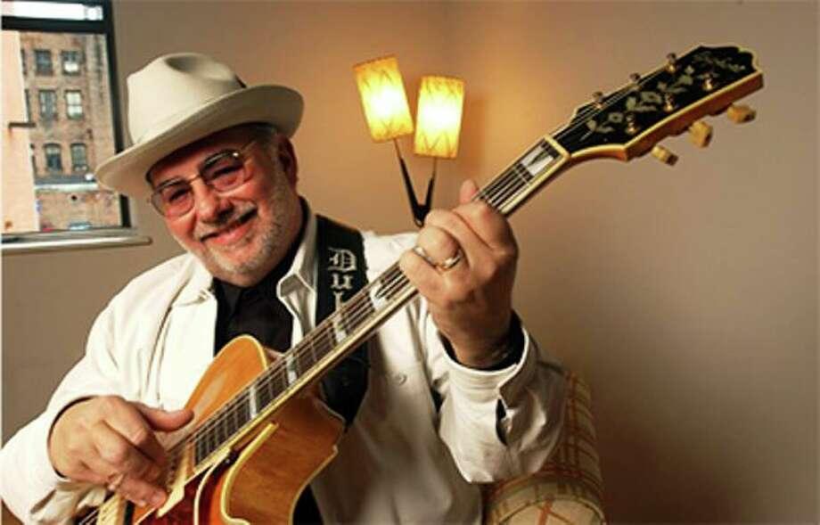 Friday, the Duke Robillard Band hits The Turning Point. Photo: Contributed Photo