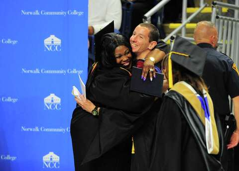 Quinnipiac Graduation 2020.New Agreement Offers Students Path From Norwalk Community
