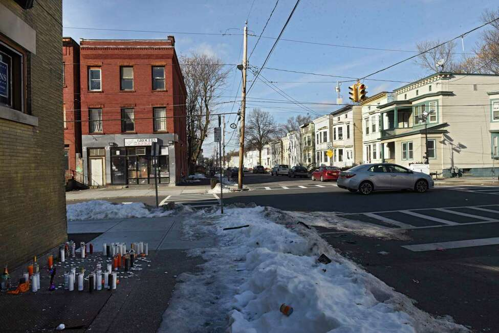 Intersection at Second and Judson streets on Thursday, Dec. 12, 2019 in Albany, N.Y. (Lori Van Buren/Times Union)