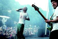 Matisyahu, center, will perform at The Ridgefield Playhouse Dec.26.