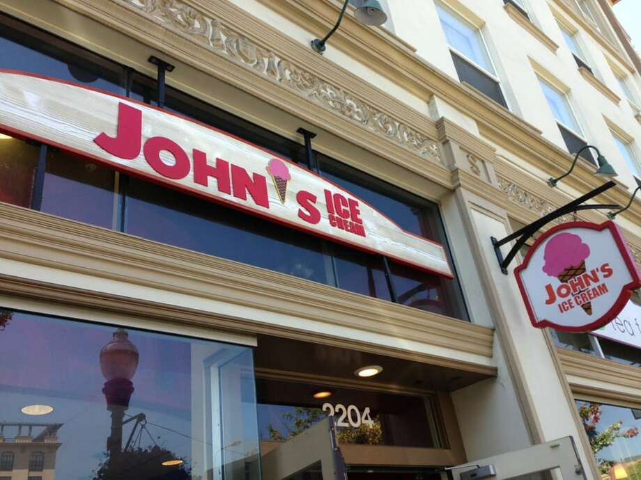 John's Ice Cream that was located at 2204ShattuckAvenue in Berkeley has closed. The business was known for serving cheapscoops and offering akaleidoscopeof flavors. Photo: Photo By Shawn S. On Yelp