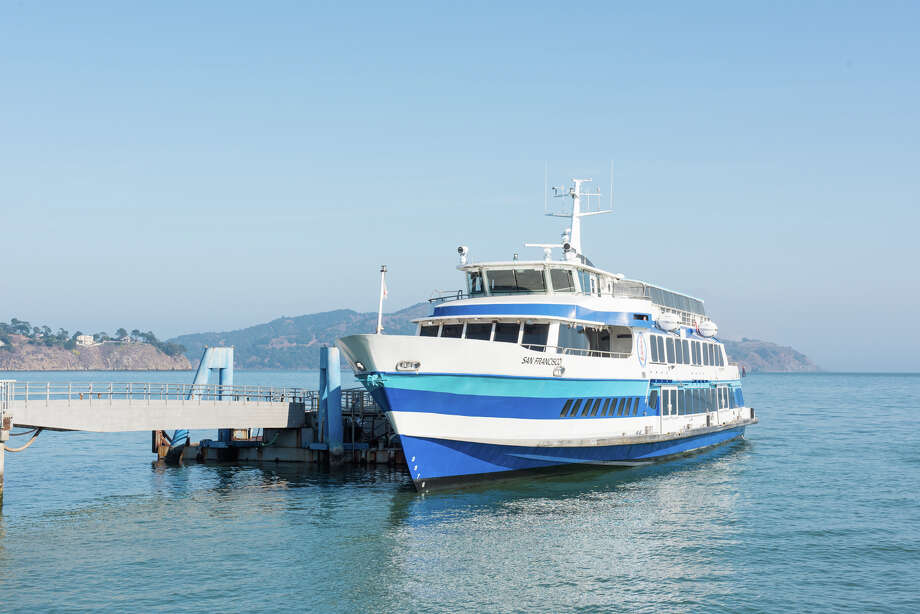 Golden Gate Ferry is one of the Lagunitas brand's oldest accounts. Photo: Blair Heagerty / SFGate