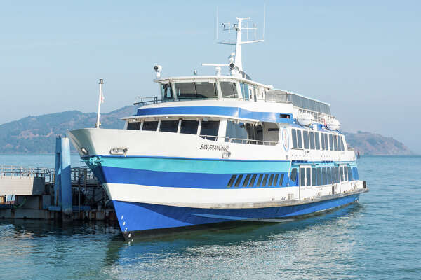 Golden Gate Ferry is one of the Lagunitas brand's oldest accounts.