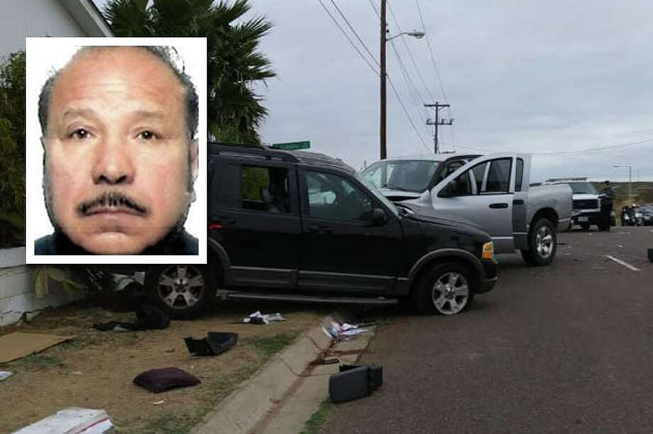 Laredo police have identified the elderly male who died in a hit-and-run crash reported Tuesday afternoon in the Southview neighborhood in south Laredo. Photo: Courtesy