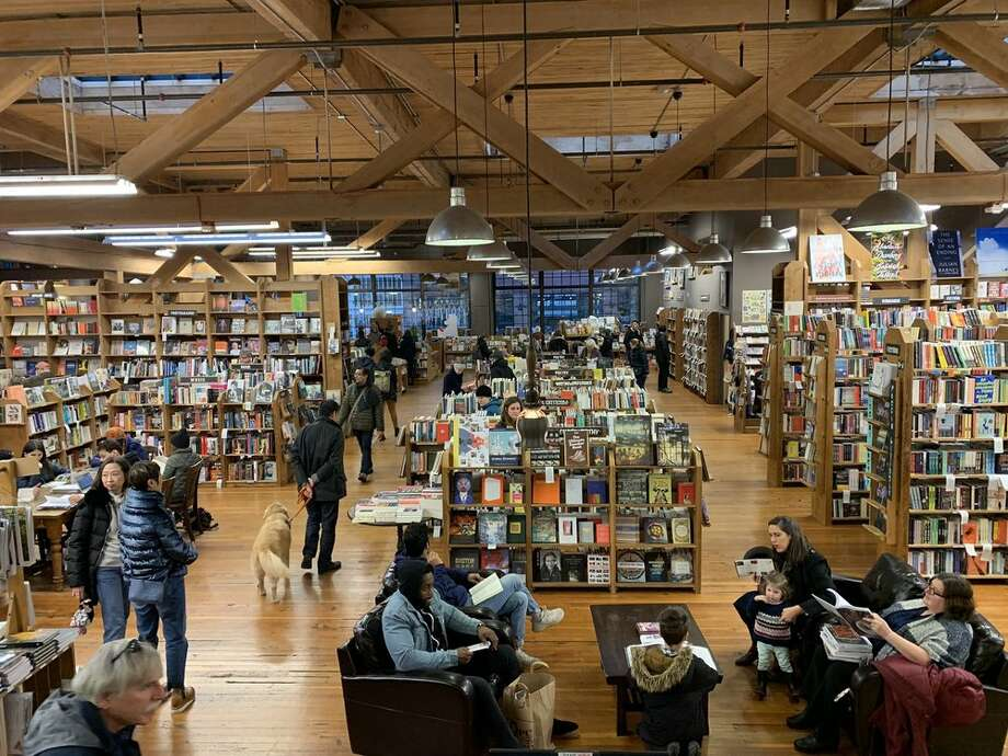 A staff pick from Elliott Bay Book Company Photo: Joshua B/Yelp