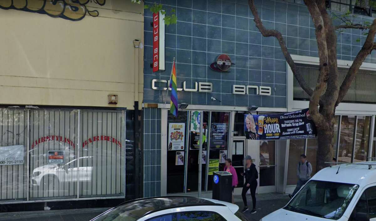 The exterior of Club BNB.