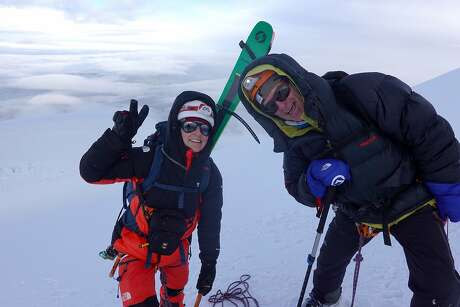 Less than three weeks after professional climber Emily Harrington's near death fall at El Capitan, she and her father, Tim, 64, climbed 19,000-foot Mount Cayambe in Ecuador