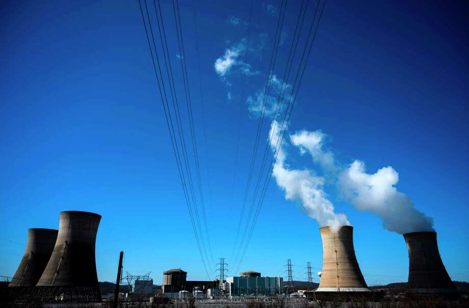 The Three Mile Island nuclear plant, site 40 years ago of the worst ever U.S. nuclear accident, shut down in September. Nuclear energy is evolving with new technology and research — now is not the time to walk away from it. Photo: ANDREW CABALLERO-REYNOLDS /AFP /Getty Images / AFP or licensors