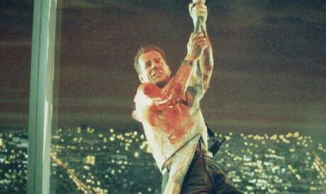 """""""Die Hard"""" is one of six Christmas movies that will be screened during Centro San Antonio's Holiday Movie Mayhem."""