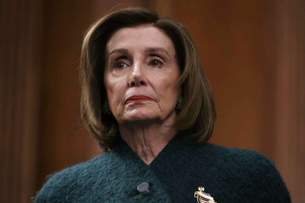 House Speaker Nancy Pelosi's bill would cap Medicare recipients' out-of-pocket costs for medicines at $2,000 a year.