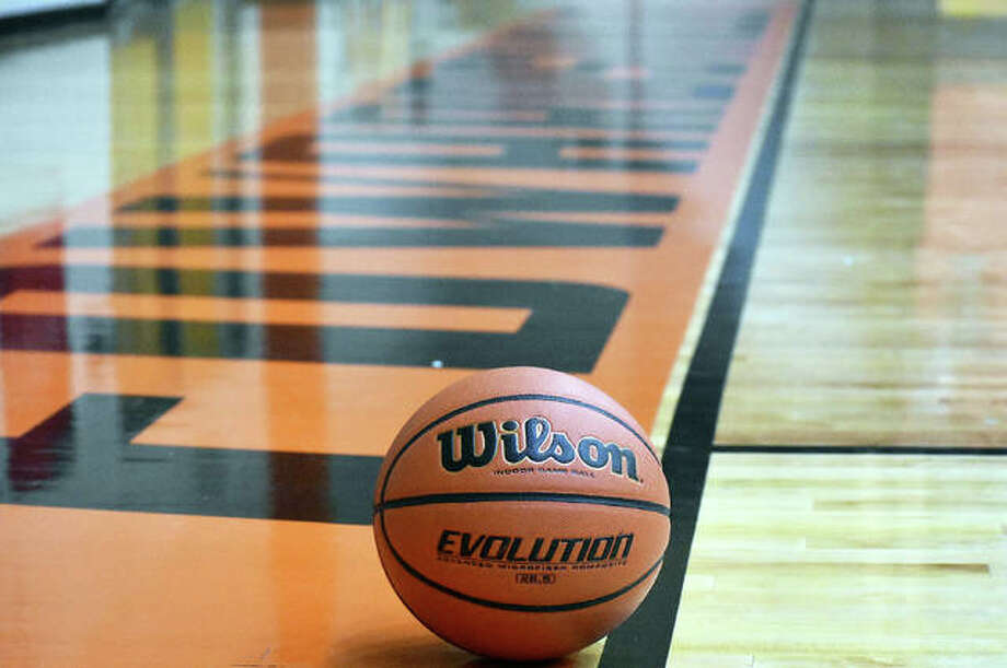 Edwardsville High School's Lucco-Jackson Gymnasium. Photo: Matt Kamp|The Intelligencer