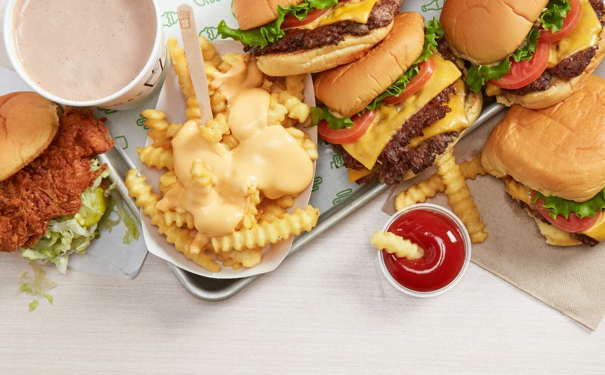 Shake Shack is opening their third Bay Area location in San Mateo on Dec. 15.