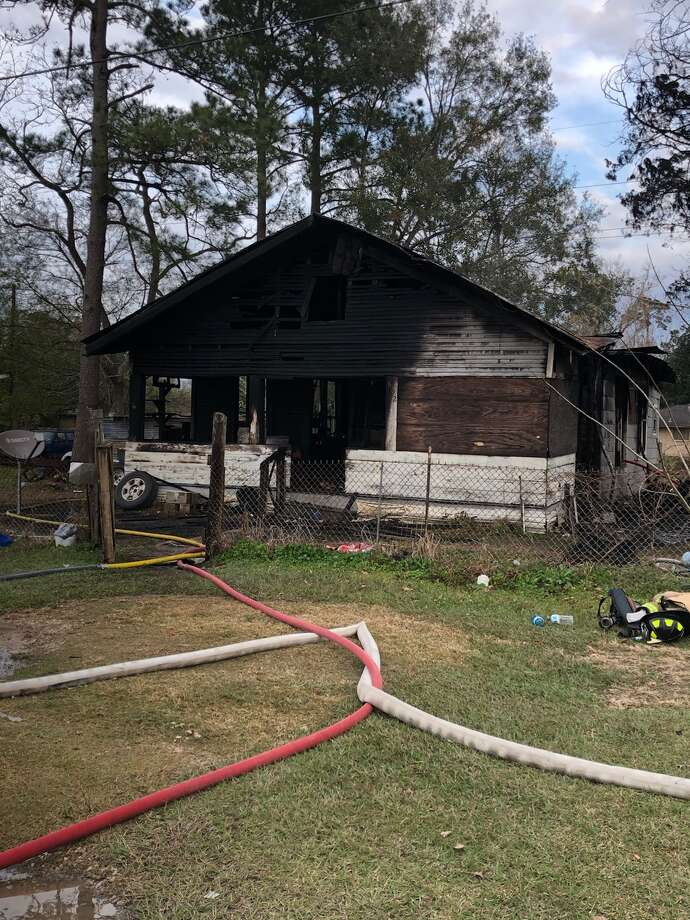 A house fire in Liberty County on Thursday, Dec. 12, killed a mother and daughter, according to the Liberty County Sheriff's Office. Photo: Liberty County Sheriff's Office