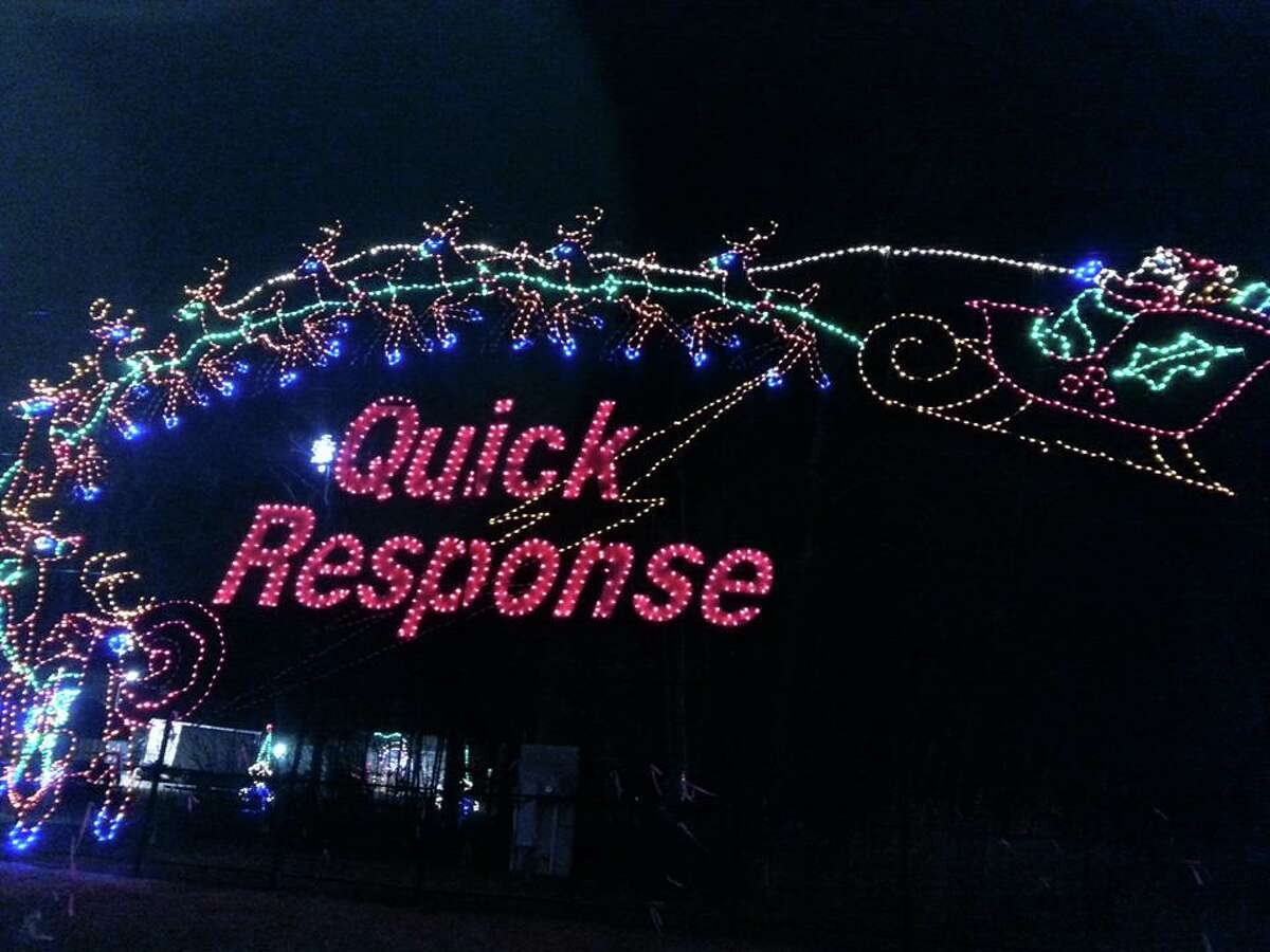Friday: For one night only, check out the 19th annual Santa's Play Land Open House at Quick Response Restoration in Round Lake. A train or horse-drawn wagon can take you around the property, which will be transformed into a winter wonderland.