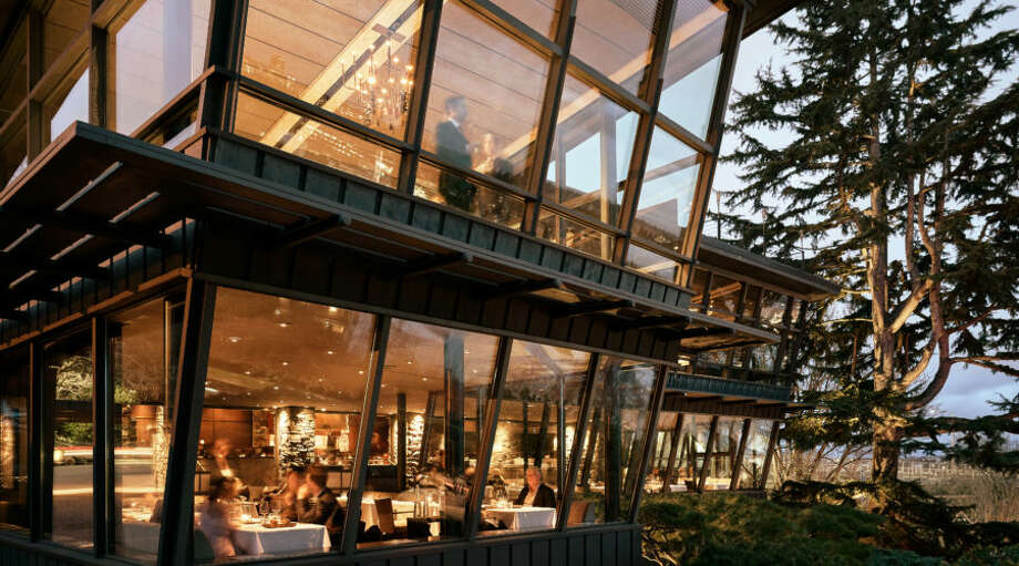 Sunset Magazine lists 19 crown jewels of West Coast dining. Click through the gallery to view them all. Photo: Kevin Scott/Courtesy Of Canlis