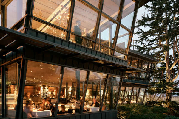 Sunset Magazine lists 19 crown jewels of West Coast dining. Click through the gallery to view them all.