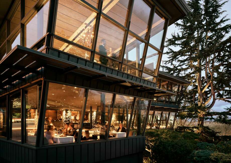 A family-owned restaurant and architectural icon, Canlis was built by Peter Canlis in 1950. Since then, Canlis has maintained a civilized dining experience for all of its almost seven decades. Photo: Kevin Scott/Courtesy Of Canlis
