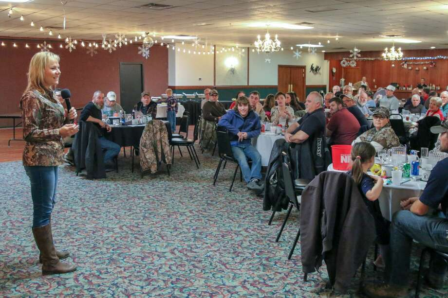 People packed the Franklin Inn Dec. 12 for the annual Greater Thumb Area Hunting Dinner hosted by the Huron Daily Tribune. Photo: Eric Young/Huron Daily Tribune