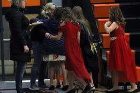 The Ubly varsity girls basketball team topped visiting Cass City, 32-12, on Thursday night.