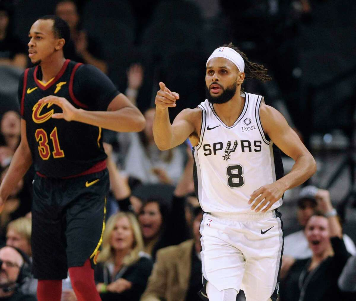 Spurs player Patty Mills will help launch the city's inaugural domestic violence symposium later this month.