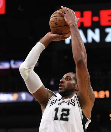 LaMarcus Aldridge at loss to explain early struggles against Cavs