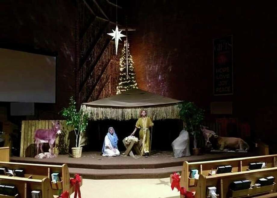 A Night in Bethlehem celebrates the birth of Jesus by recreating the first Christmas. (Courtesy photo)