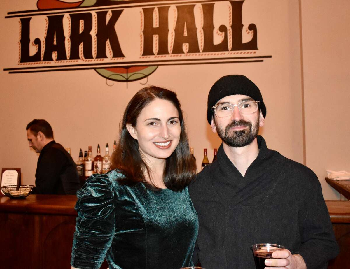 Were you Seen at the Center Square and Hudson Park Neighborhood Associations' Holiday Party at Lark Hall on December 12, 2019?
